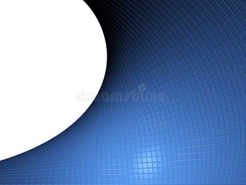 Objet 3d abstrait illustration stock