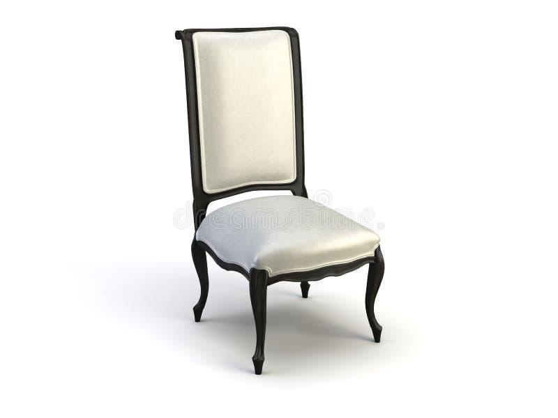 Objeto agradável da cadeira ilustração do vetor