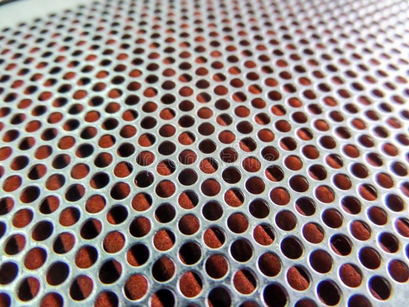 Objeto do filtro e da superfície fotografia de stock