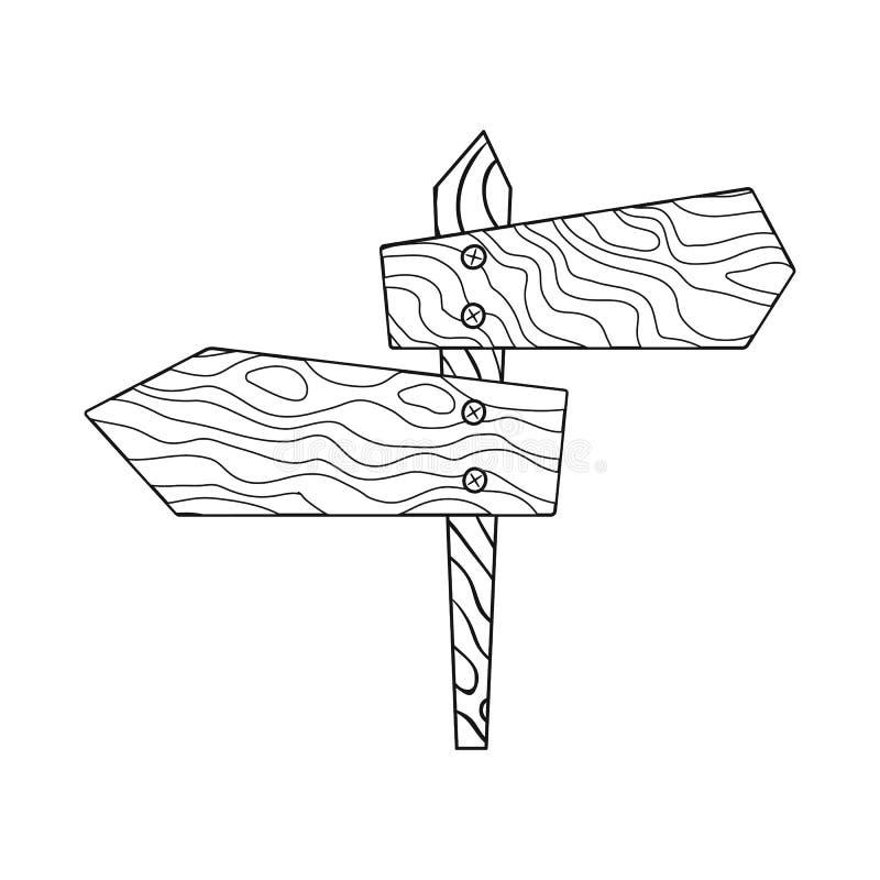 Objeto isolado do logotipo do signage e do sinal Ajuste do símbolo de ações do signage e das rosas para a Web ilustração stock