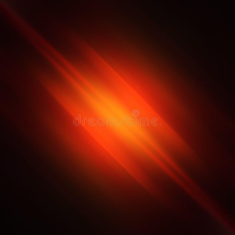 Objeto ligero de gran alcance abstracto imagen de archivo