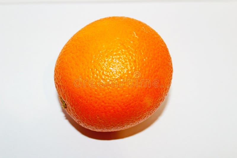 Objeto suculento do citrino alaranjado alaranjado do fruto do alimento maduro fotos de stock royalty free