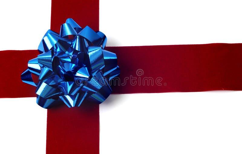 Objetos - embalaje de regalo foto de archivo libre de regalías