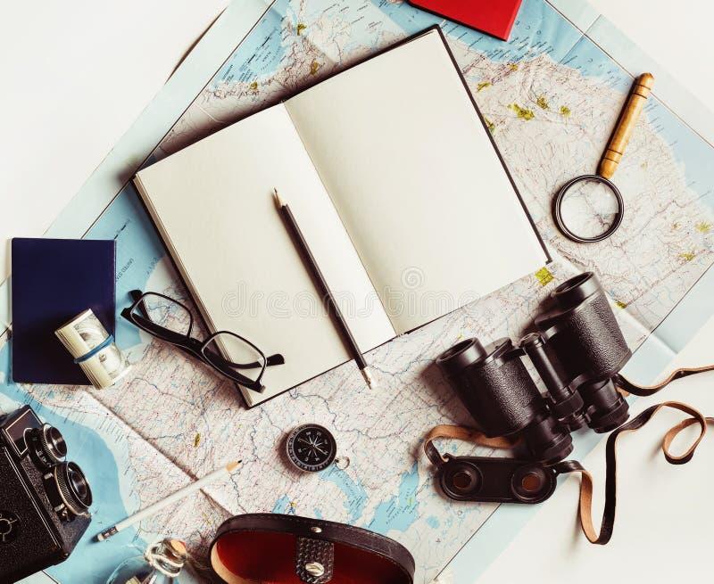 Objetos para el recorrido imágenes de archivo libres de regalías