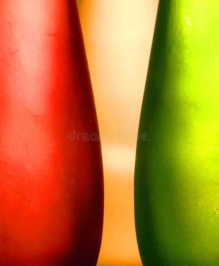 Objets colorés photographie stock