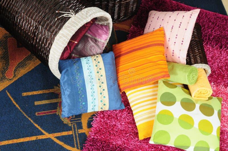 Objets de décoration de ménage. images stock