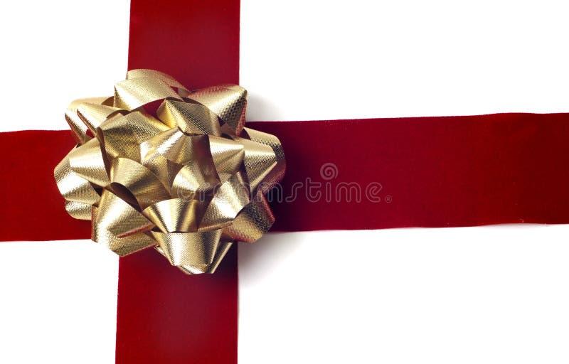 Objets - emballage de cadeau images libres de droits