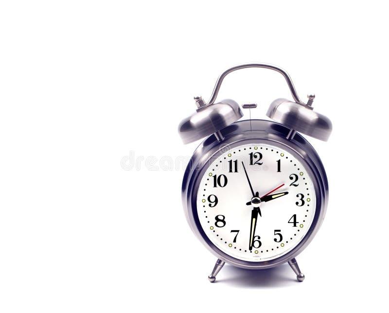 Objets - horloge d'alarme photos libres de droits