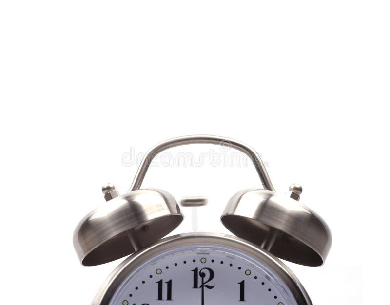 Objets - horloge d'alarme photos stock