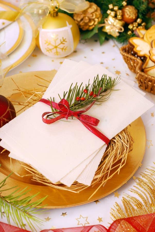 Oblea de la Nochebuena imagenes de archivo