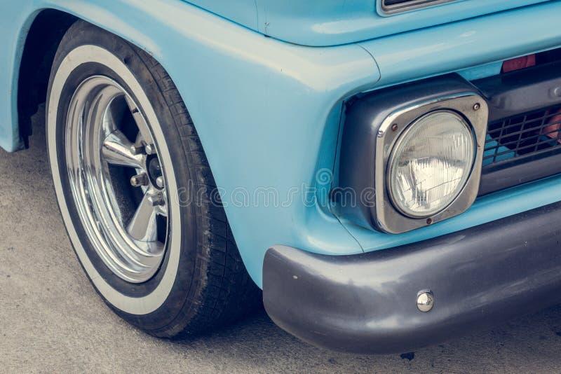 obra clásica del coche del vintage fotos de archivo
