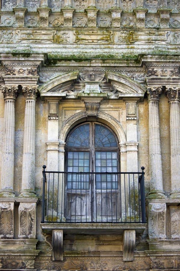 Obra-prima arquitectónica imagens de stock royalty free