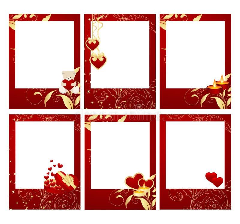 obramia s valentine ilustracji