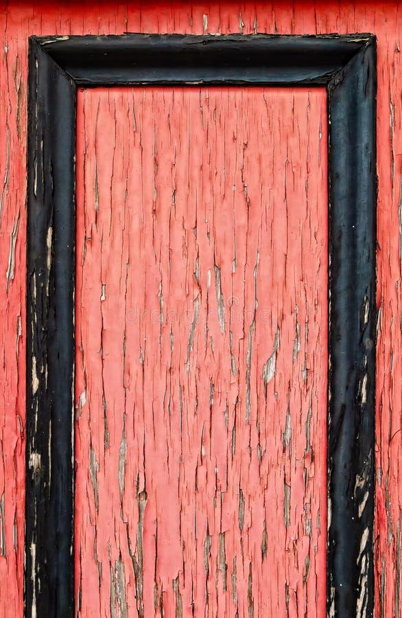 Obramiająca Czerwień Zdjęcie Royalty Free