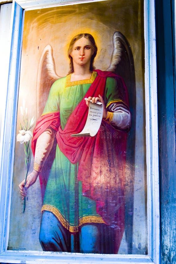 obraz anioła zdjęcia stock