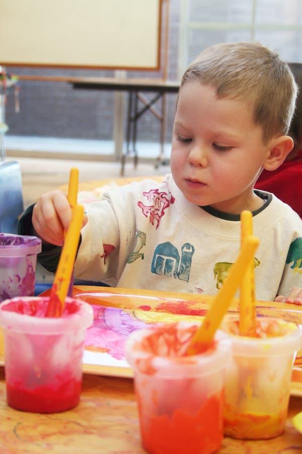 obraz dziecka zdjęcie royalty free