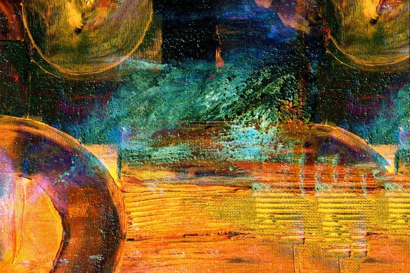 Obraz Olejny obraz royalty free
