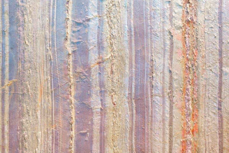 obraz textured abstrakcyjne ręka płótna tło obrazy stock