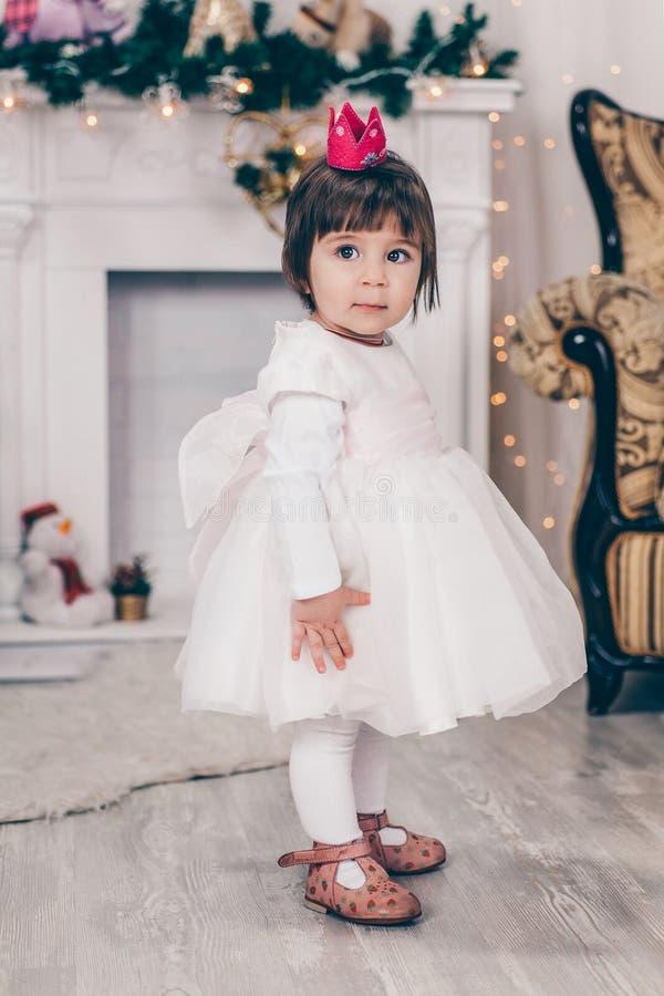 Obrazek mała śliczna dziewczyna obraz royalty free