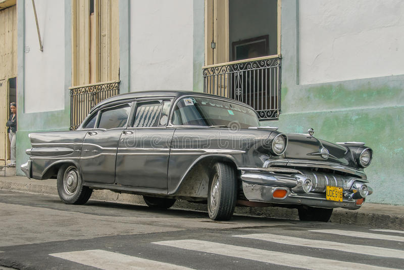 Obrazki Kuba, Santiago - de Kuba obraz royalty free