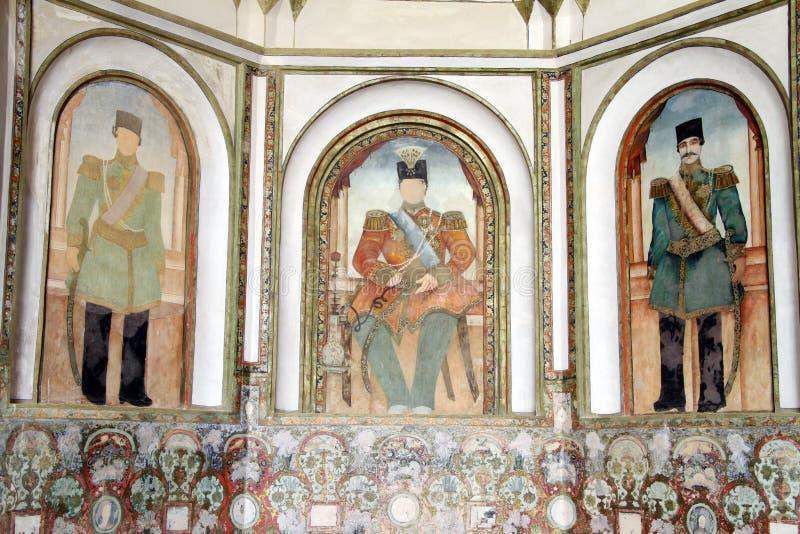 Obrazki na ścianie zdjęcia royalty free