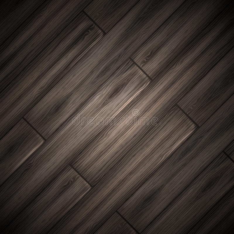 Obrazkowa drewniana parkietowa tekstura. ilustracji