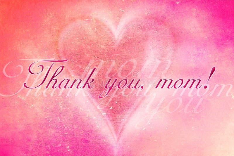Obrigado, mamã