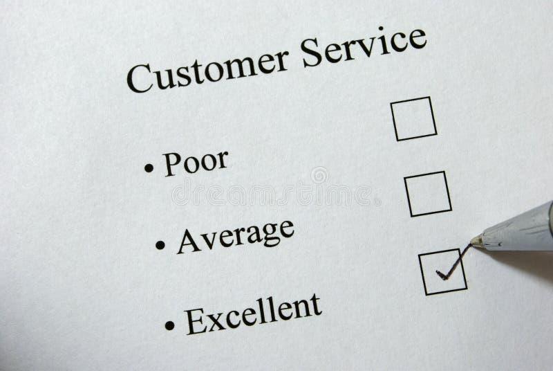 obsługa klienta ankieta obrazy royalty free