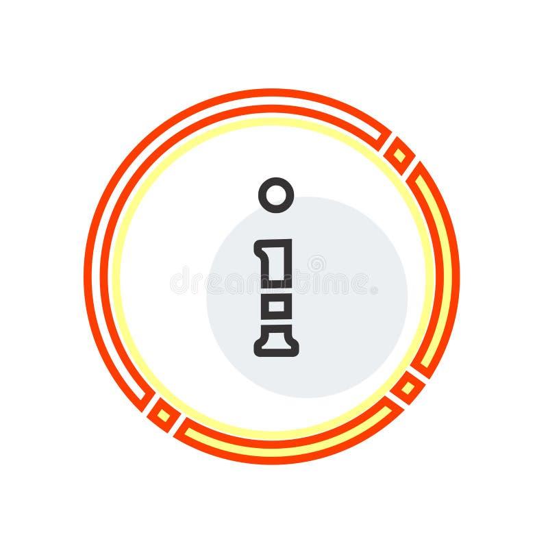 Obsługi klientej ikony wektoru znak i symbol odizolowywający na białym tle, obsługa klienta logo pojęcie ilustracji