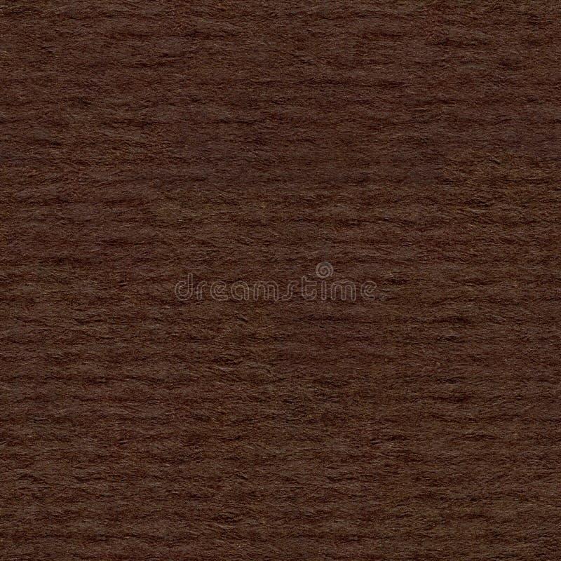 Obscurcissez le papier brun pour le fond La texture carr?e sans couture, couvrent de tuiles pr?t photographie stock