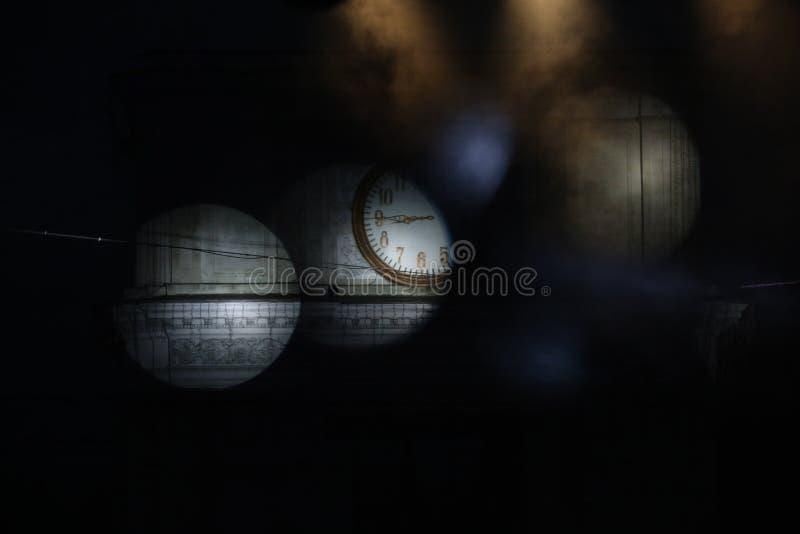 obscurité dans Moldau, nuit chisinau, images libres de droits
