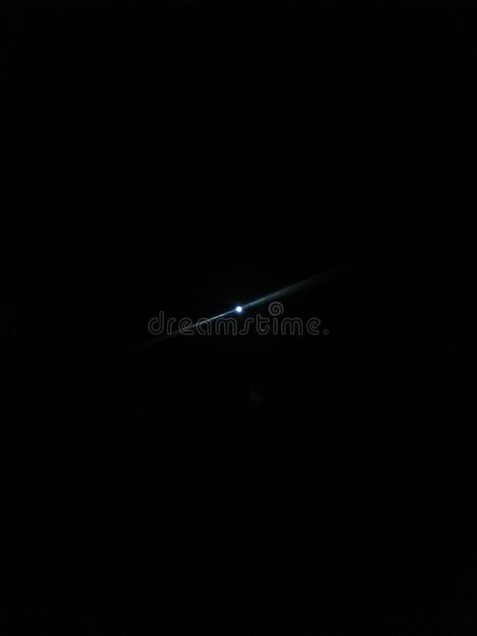 Obscurité et lumière photographie stock libre de droits