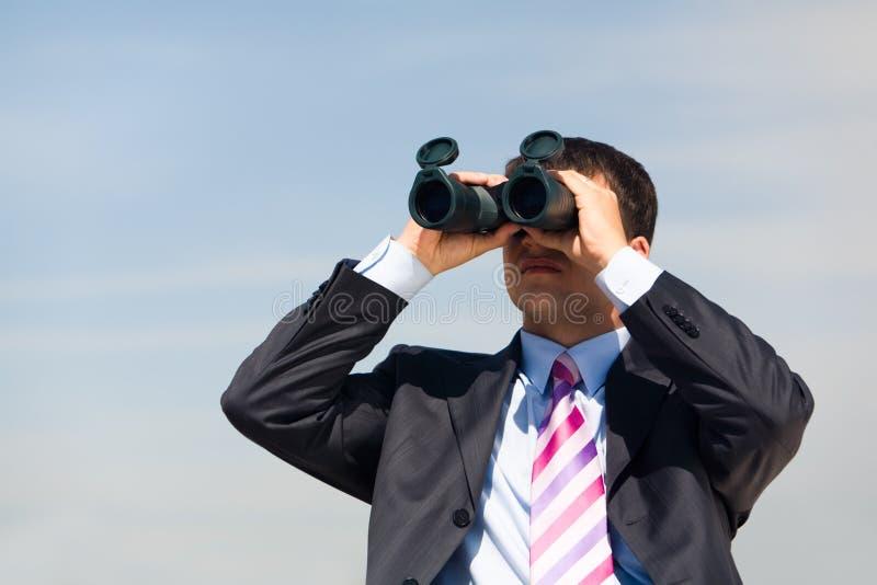 Observação imagens de stock