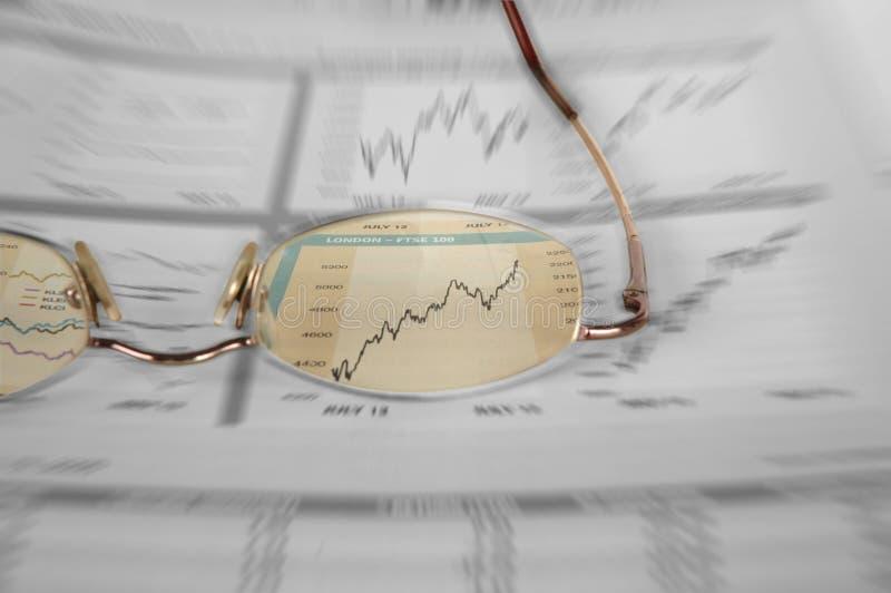 Observation des stocks photos stock