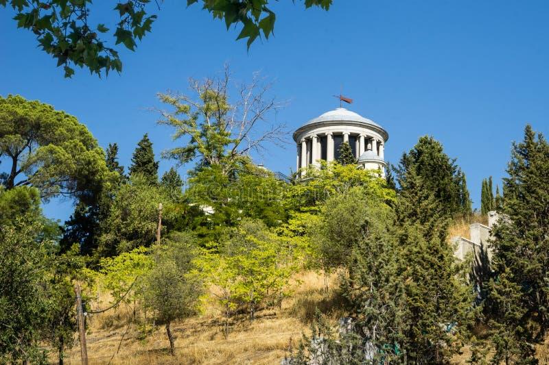 Observatoire astronomique du ` s de Madrid vrai image libre de droits