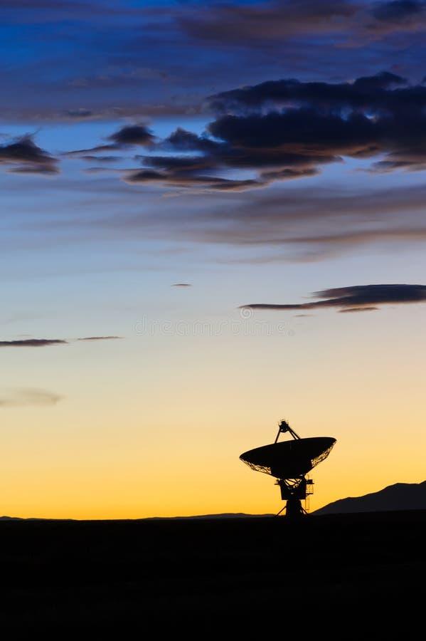 Observatorio de la radioastronomía fotos de archivo libres de regalías