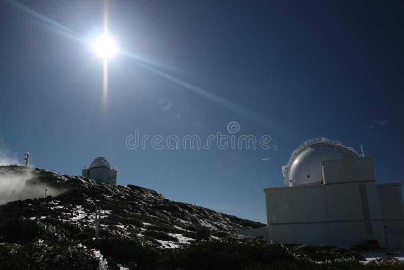 Observatorio de Palma del La imagenes de archivo
