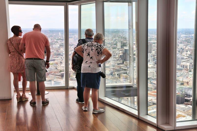 Observatorio del casco de Londres foto de archivo libre de regalías