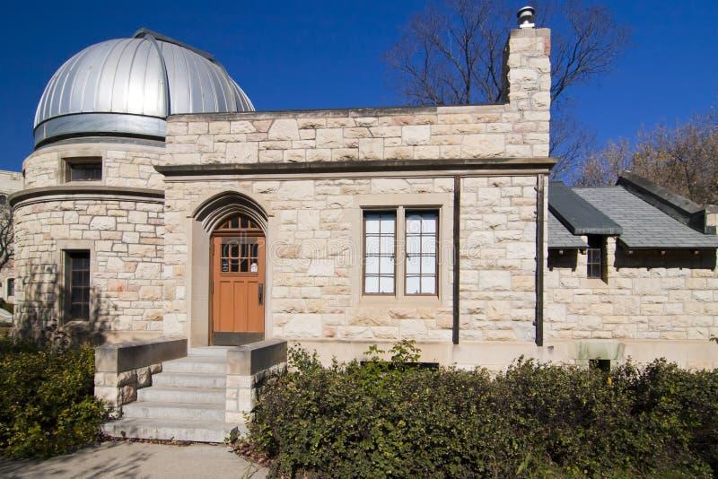 observatorium arkivbild