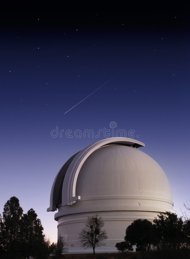 Observatory royalty free stock photos