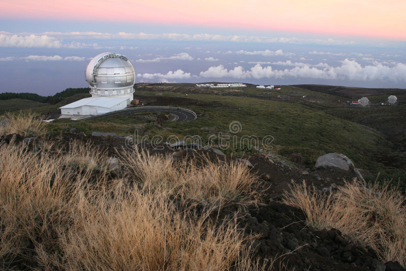 Download Observatory Of Canaries, La Palma Stock Photos - Image: 1747283