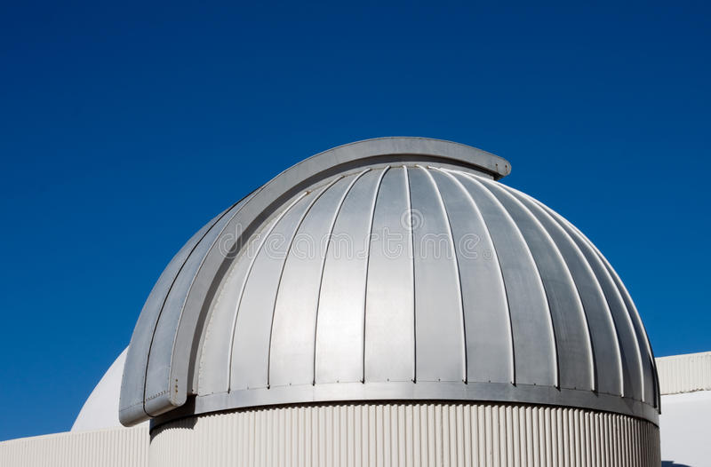 Download Observatory Dome And Blue Sky Day Stock Photo - Image: 20379308