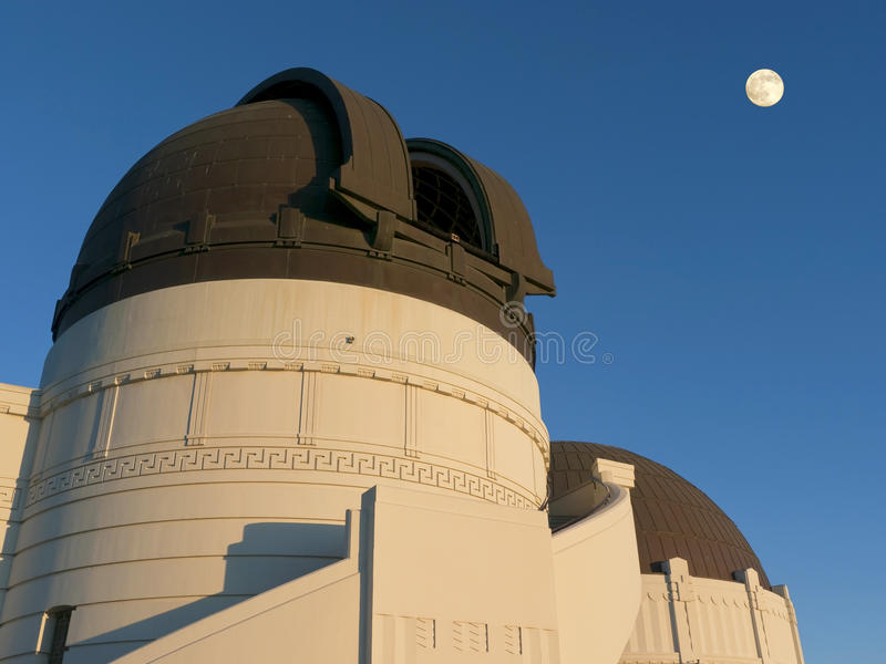 Observatory Domw Royalty Free Stock Photo