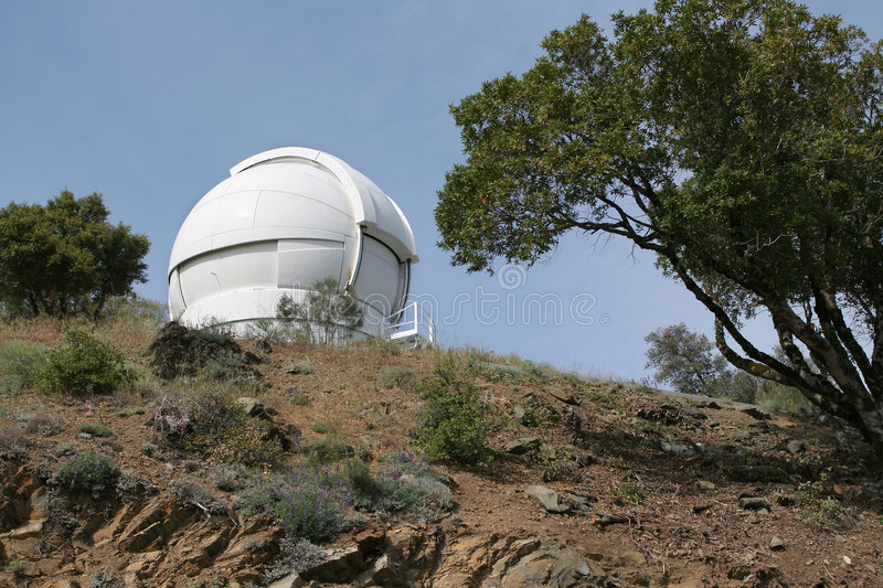 Observatory Telescope Dome