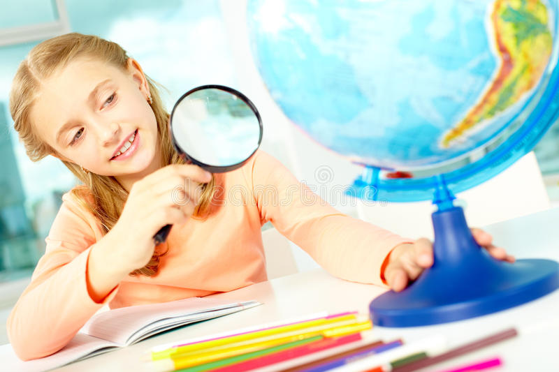 Download Observer stock photo. Image of lesson, model, earth, cute - 22272746