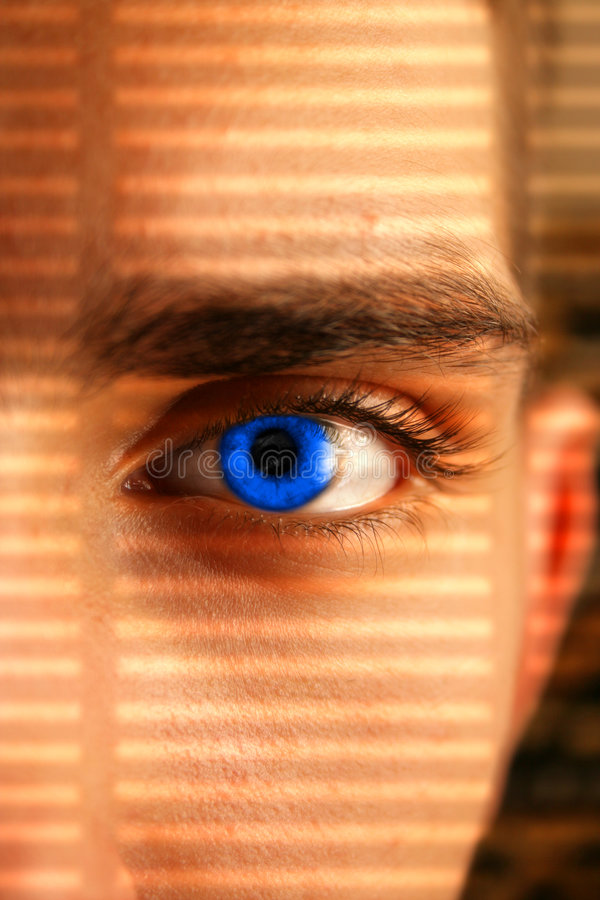 Download Observer stock photo. Image of iris, human, closed, imagination - 3281228