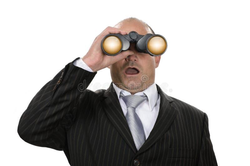 observingly fotografia stock