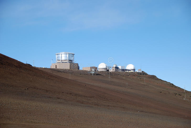 obserwatorium teleskopy zdjęcia royalty free