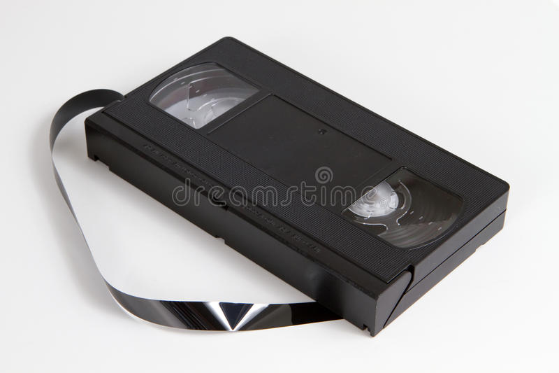 Download Obsolecent Video Cassette stock image. Image of obsolescent - 14397869