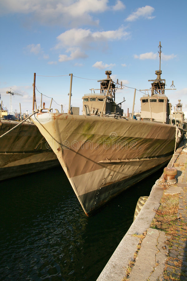 Download Obsolete Navy Ships Royalty Free Stock Photo - Image: 3187105